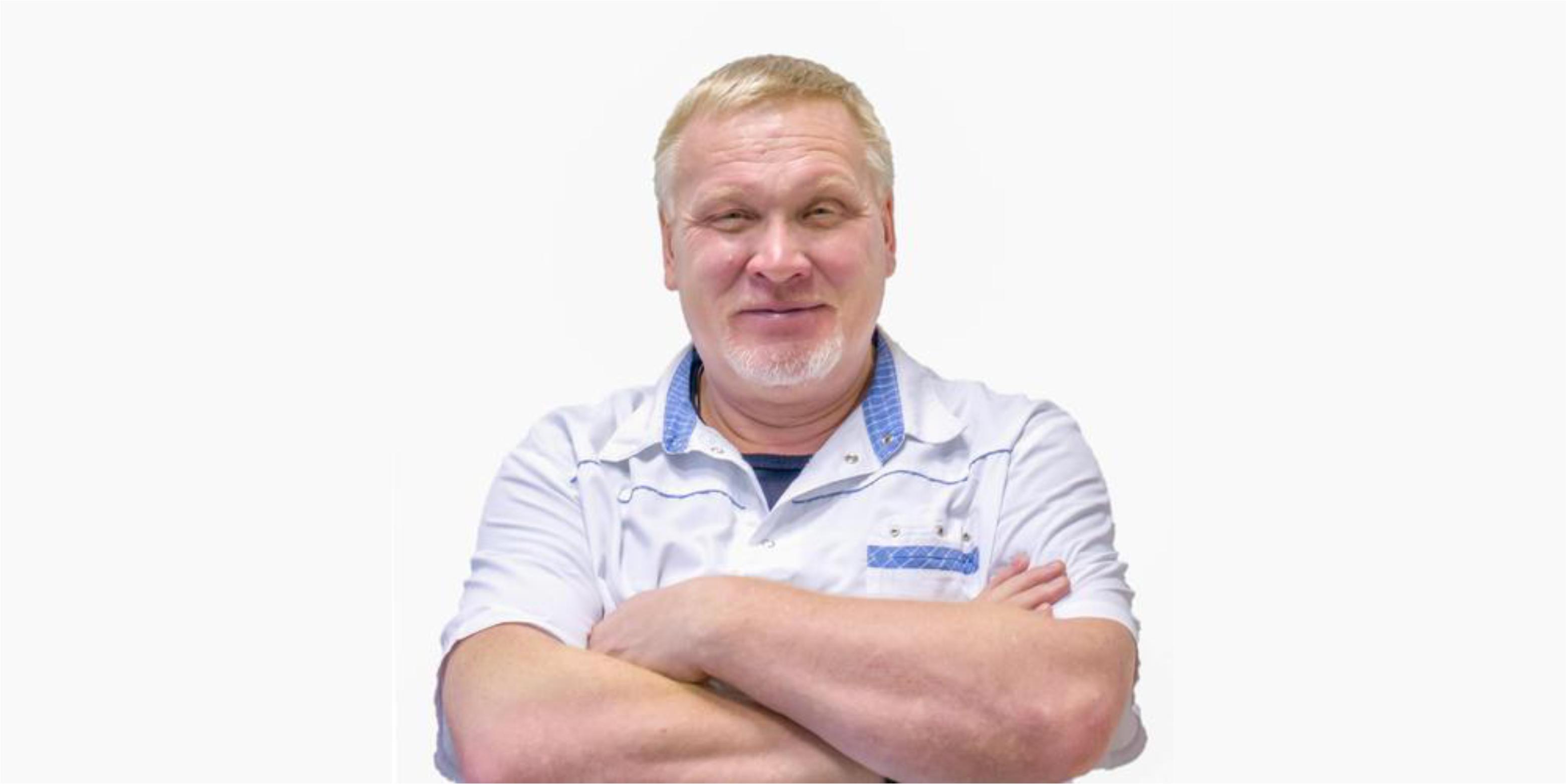 Ректор Учебного центра Медпрофи Юрий Александрович Костылев
